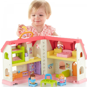 Fisher-Price Little Peopl Surprise & Sounds Home